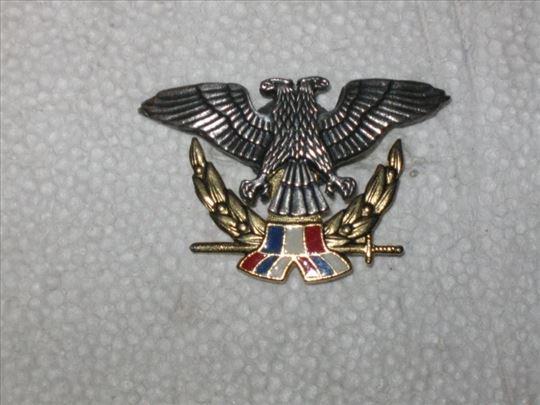 Oznaka oficira RV i PVO VJ