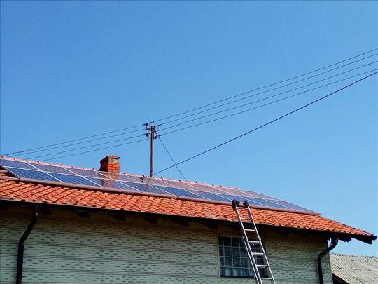 Solarni paneli za smanjenje samopotrošnje- domaćin