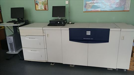 XEROX DC5000 IN TOP ZUSTAND