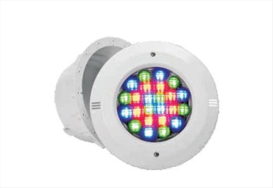 Reflektor RGB ugradni FF 24w
