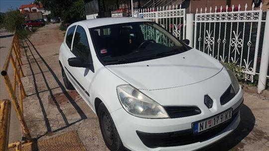 Renault Clio clio 3 1.5dci