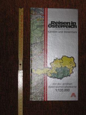 Turistički atlas Štajerske i Karintije