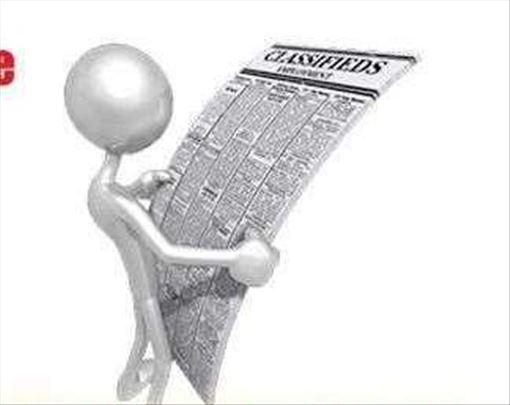 Uslužno postavljanje vaših oglasa