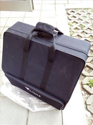 Novo - koferi za harmonike sa ručkom i točkićima