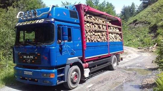 Prodaja ogrevnog drveta Beograd