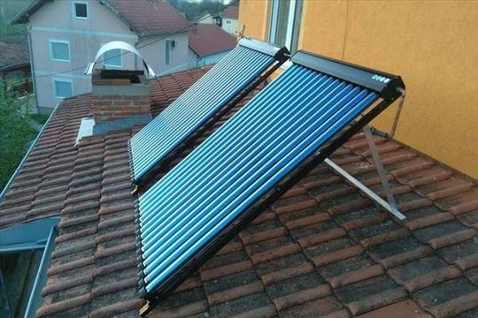 Solarni vakuumski kolektori