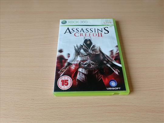 Assassins Creed 2 igrica za XBOX 360 konzole