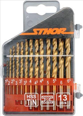 Burgije žute HSS za metal