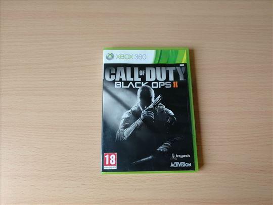 Call of Duty Black Ops 2 igrica za XBOX 360