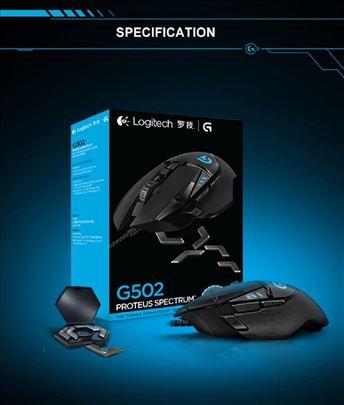 Logitecg G502 Proteus Spectrum RGB Tunable Gaming