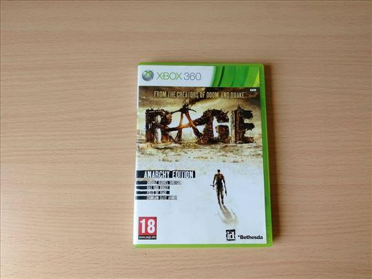 Rage Anarchy Edition igrica za XBOX 360 konzole
