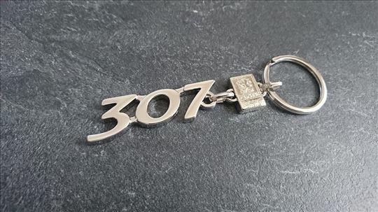 NOVO privezak za Peugeot 307