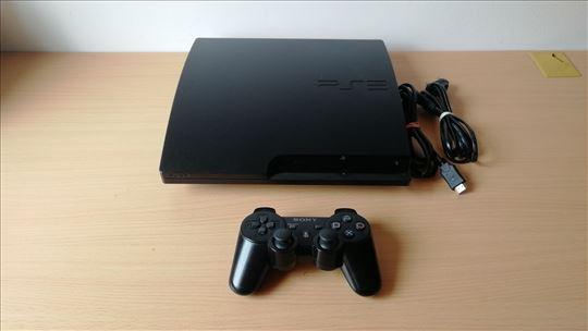 PS3 320GB modovana konzola sa preko 30 igara
