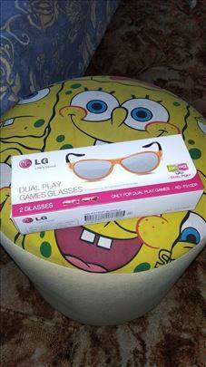 LG 3D naočare, nove