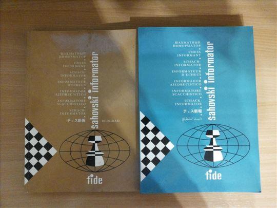 Šahovski informator – kolekcija od 14 knjiga