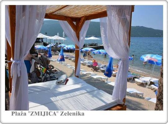 Crna Gora, Zelenika, apartman