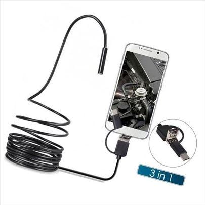 Endoskop USB kamera za mobilni