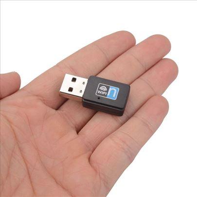 Wireless bezicna antena USB 11N 150Mbps