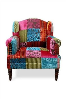 Fotelje i taburei po Vašoj želji