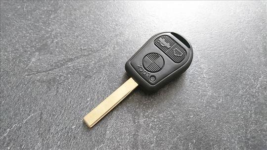 NOVO BMW kljuc 3 tastera HU92 E36 E38 E39 E46 X5 Z