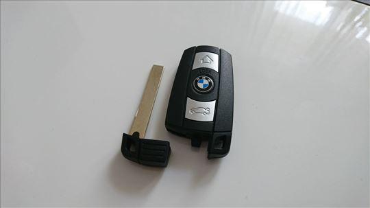 NOVO BMW kljuc kartica bez poklopca E60 E81 E90..