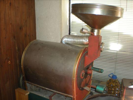 Prodajem mašinu za prženje kafe i prateću opremu