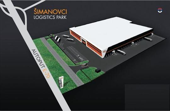 Magacin Logisticki centar Simanovci