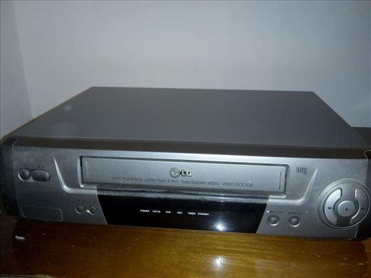 VHS video rekorder