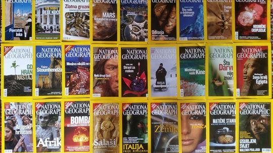 National Geographic 12kom NOVI godišnjaci