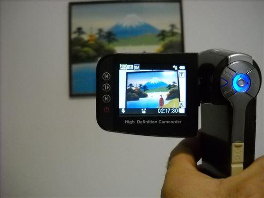 Aiptek HD Video-Foto Kamkorder!Kao novo !