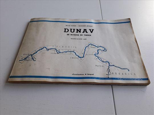 Dunav od Bezdana do Timoka Nauticko - turisticki v