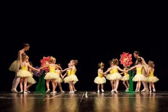 Novi Beograd - balet za decu uzrasta 3-12 godina