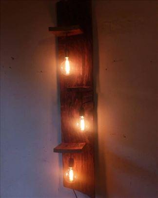 Zidna Lampa Retro Industrial Rustik 2