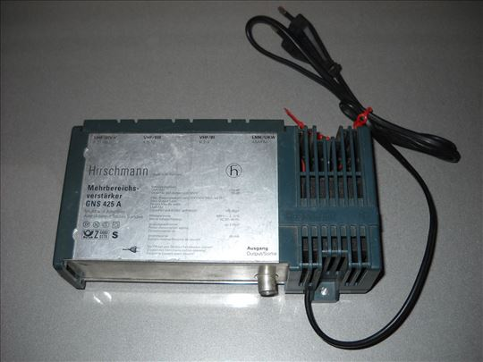 Multiband amplifergns gns 425a!