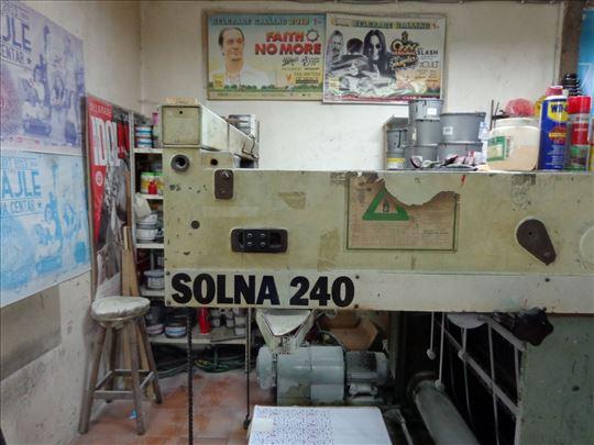 Solna 240 B1 dvobojna mašina za ofset štampu