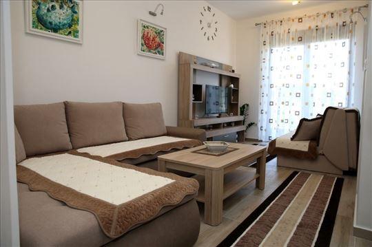 Crna Gora, Sveti Stefan, apartman