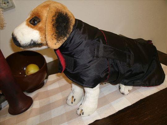 Prsluk odelo za psa crno-crveno!
