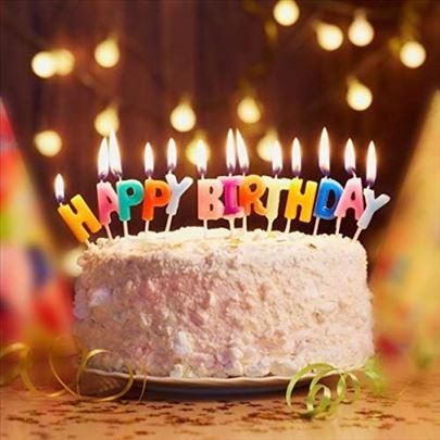 Proslava rođendana i drugih događaja