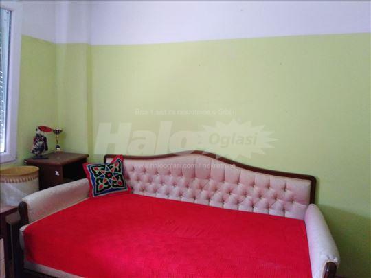 Novi Beograd, Studentski grad, soba studentkinji
