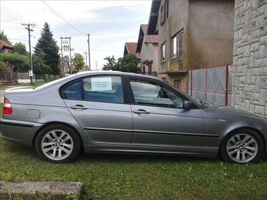 BMW 320 D, E46