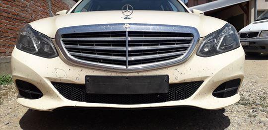 Mercedes E 250 CDI W212 restajling