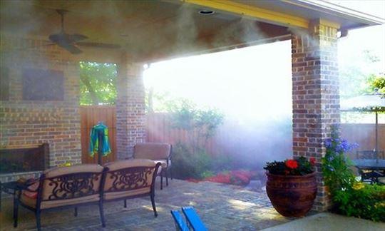 Vodena magla sistem za osveženje