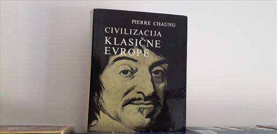 Civilizacija klasične Evrope Pierre Chaunu kao nov