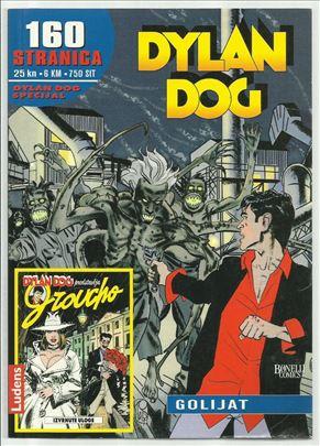 Dylan Dog LU SPEC 2005 leto Golijat