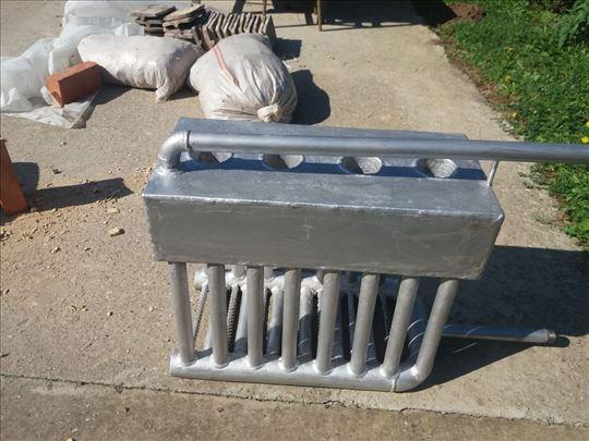 Ugradni kotao za kaljevu pec