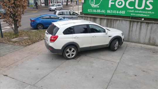 Chevrolet Captiva TDI 2,2