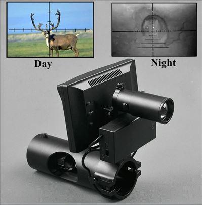 Night Vision, pretvara obicnu optiku u nocnu FS1