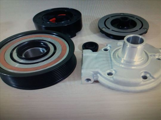 Set za remont kompresora klime CLAAS