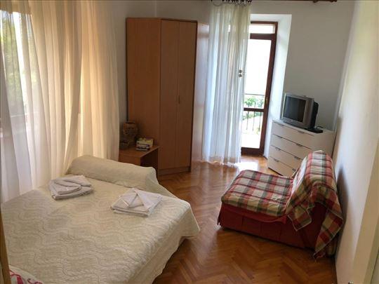Crna Gora, Herceg Novi, sobe u Starom gradu