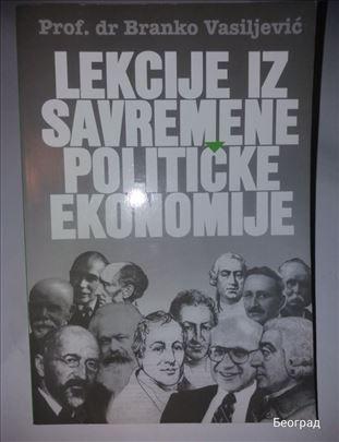 Lekcije iz savr. političke ekonom.-Dr B.Vasiljevic